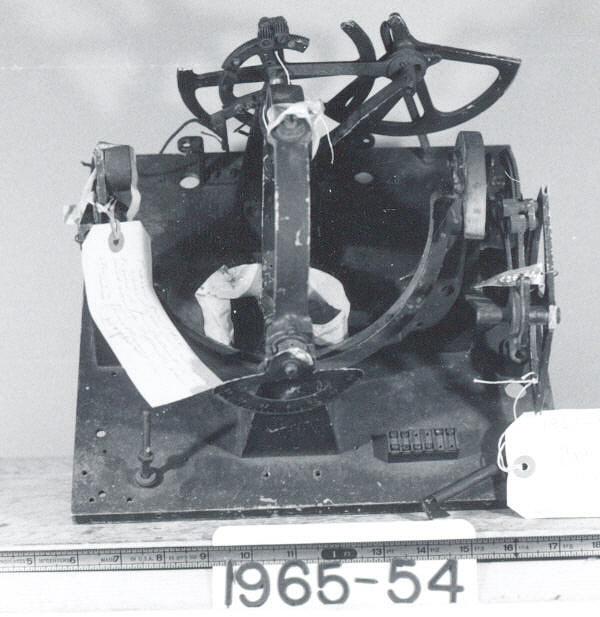 Gyro Cage, Aircraft