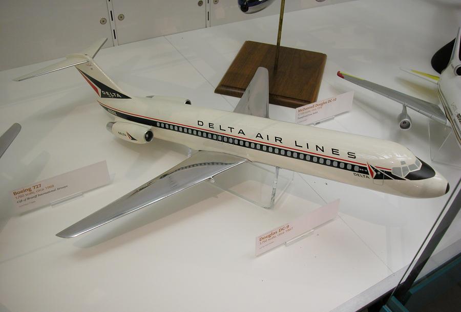 Model, Douglas DC-9, Delta Air Lines