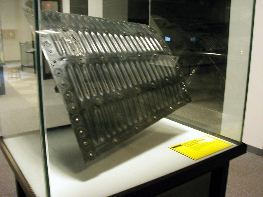 Hatch, Capsule, Mercury, MA-6