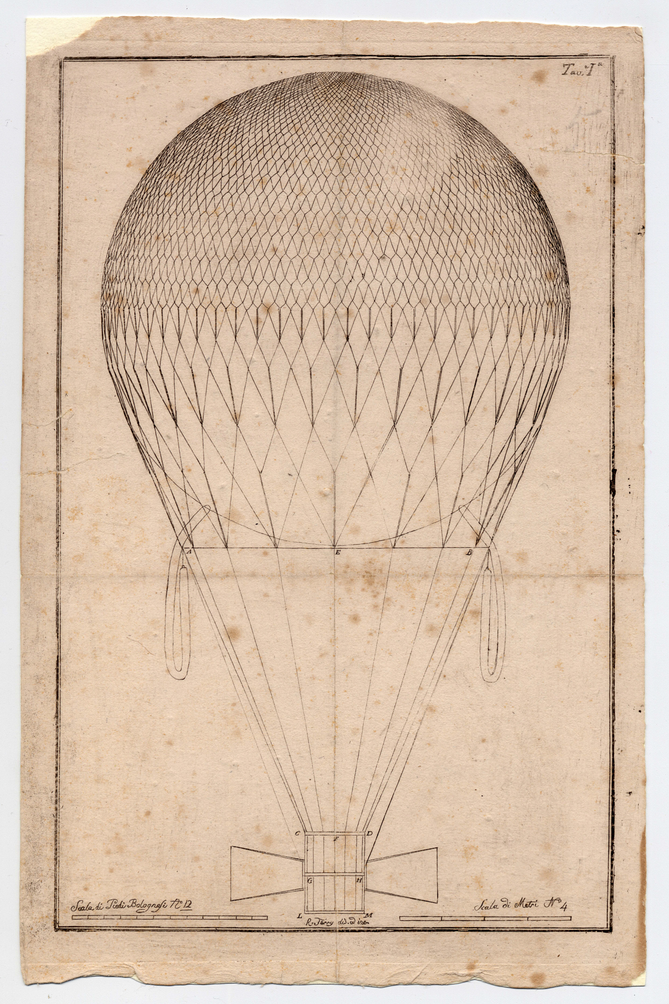 images for Zambeccari Balloon