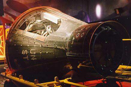 Capsule, Gemini VI-A