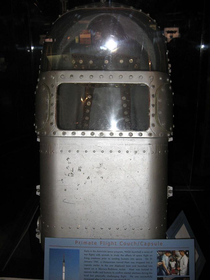 Primate Capsule, Mercury