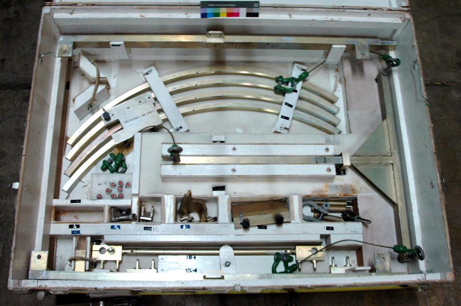 Handling Fixture, Photo Subsystem, Lunar Orbiter