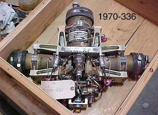 Rocket Engine, Liquid Fuel, Attitude Control and Ullage, Titan IIIE Transtage