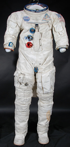 images for Pressure Suit, A7-L, Lovell, Apollo 8, Flown-thumbnail 1