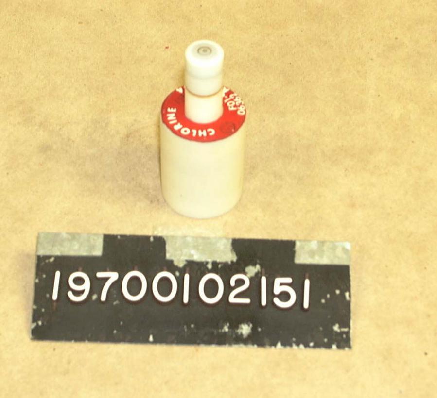 Ampule, Chlorine, Apollo 11