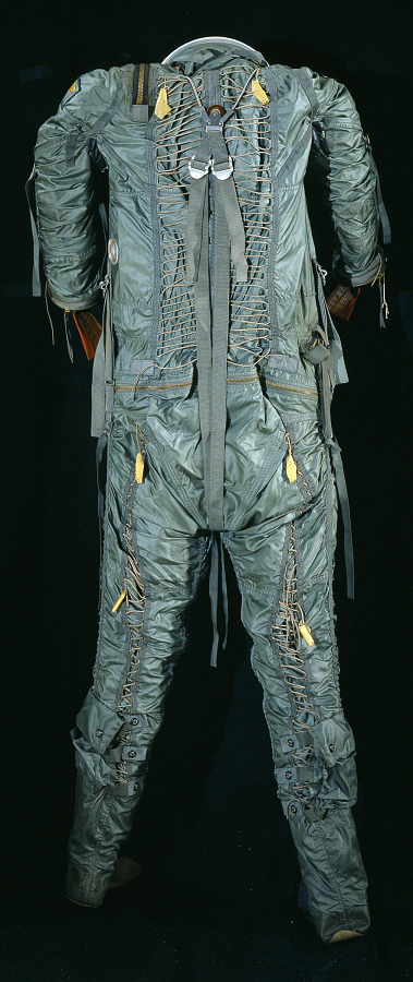 Pressure Suit, Mark IV, United States Navy