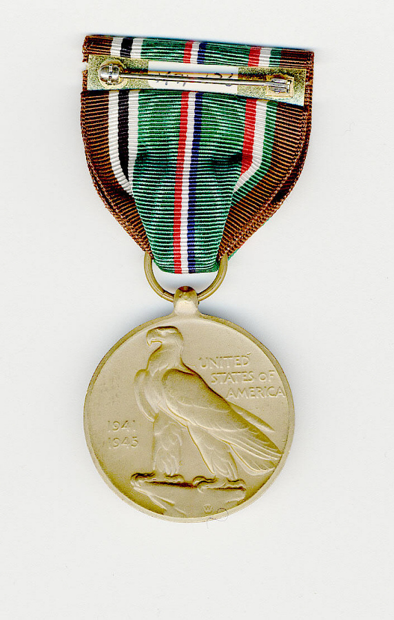 Medal, European-African-Middle Eastern Campaign Medal