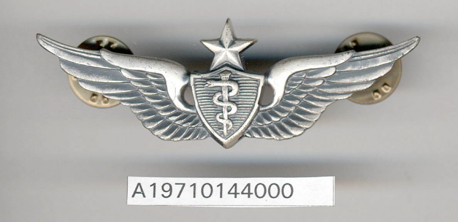 Badge, Senior Flight Surgeon, United States Army