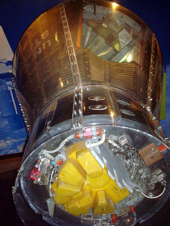Capsule, Gemini IX-A