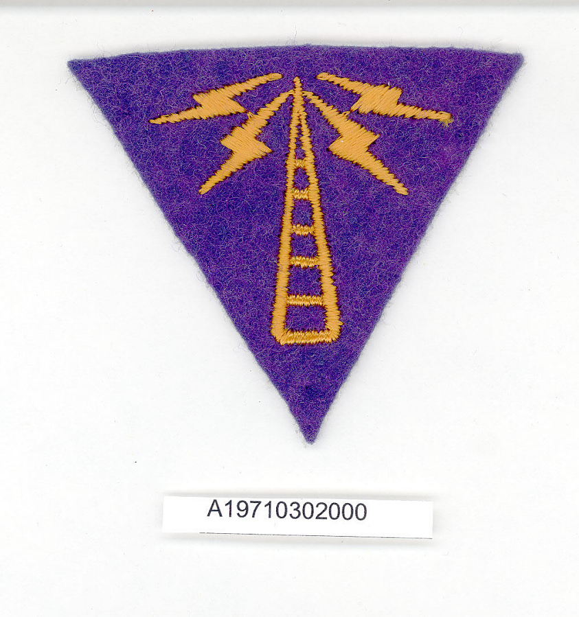 Badge, Communication Specialist, United States Army Air Corps