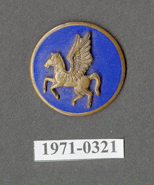 Insignia, 103rd Observation Squadron, United States Army Air Corps