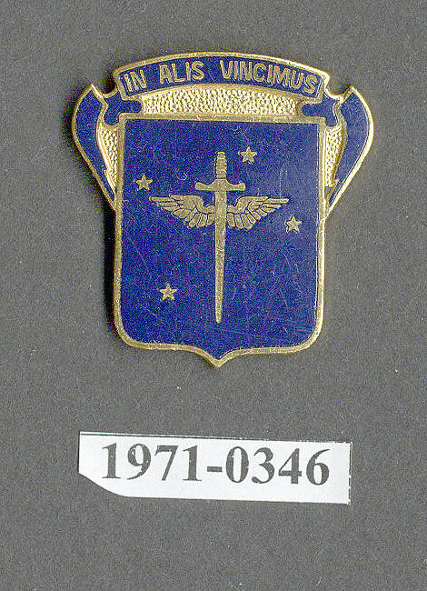 Insignia, 19th Bombardment Group, United States Army Air Corps