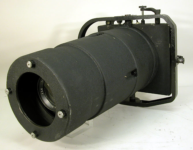 Camera, Aerial, Japanese, Nippon Kogaku, Automatic Model 1, Type 2