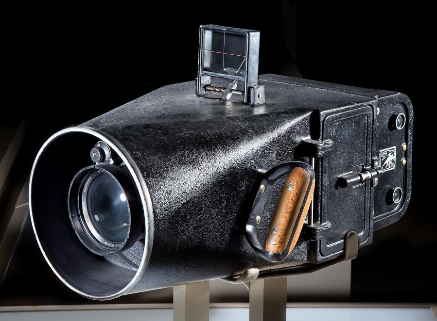Camera, Aerial, F-1