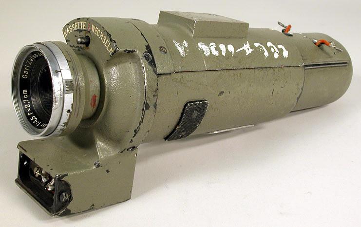 Camera, Stuka Kamera, Motion Picture, German, 16mm