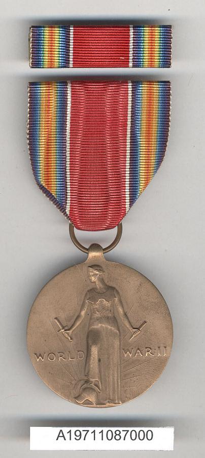 Ribbon, World War II Victory Medal