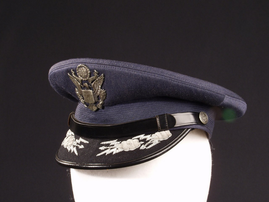 Cap, Service, Officer, United States Air Force