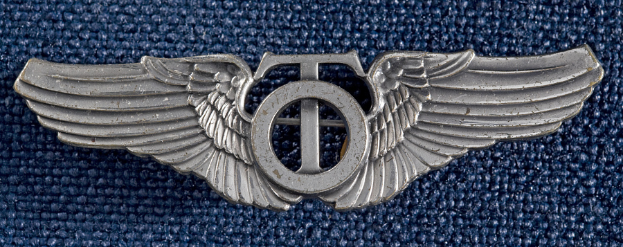 Badge, Technical Observer, United States Army Air Corps ca. 1921