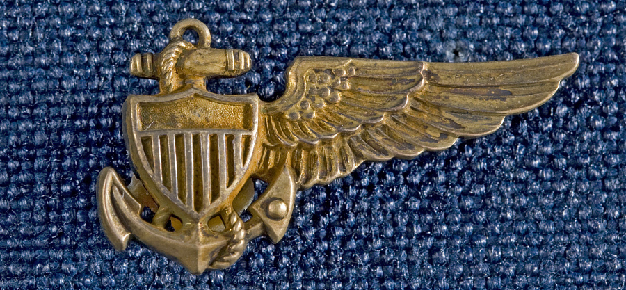 Badge, Balloon Pilot, United States Navy