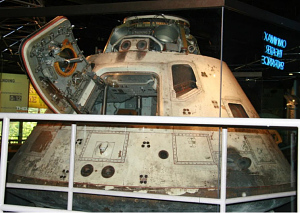 images for Command Module, Apollo 8-thumbnail 4