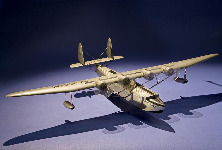 Model, Static, Sikorsky S-42, Pan American Airways