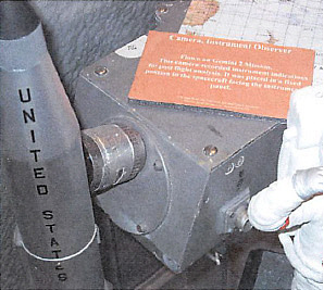 Camera, Instrument Observer, Gemini 2