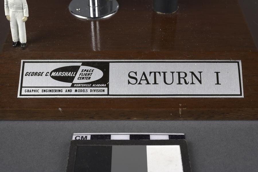 Stand, Model, Rocket, Saturn I, 1:48