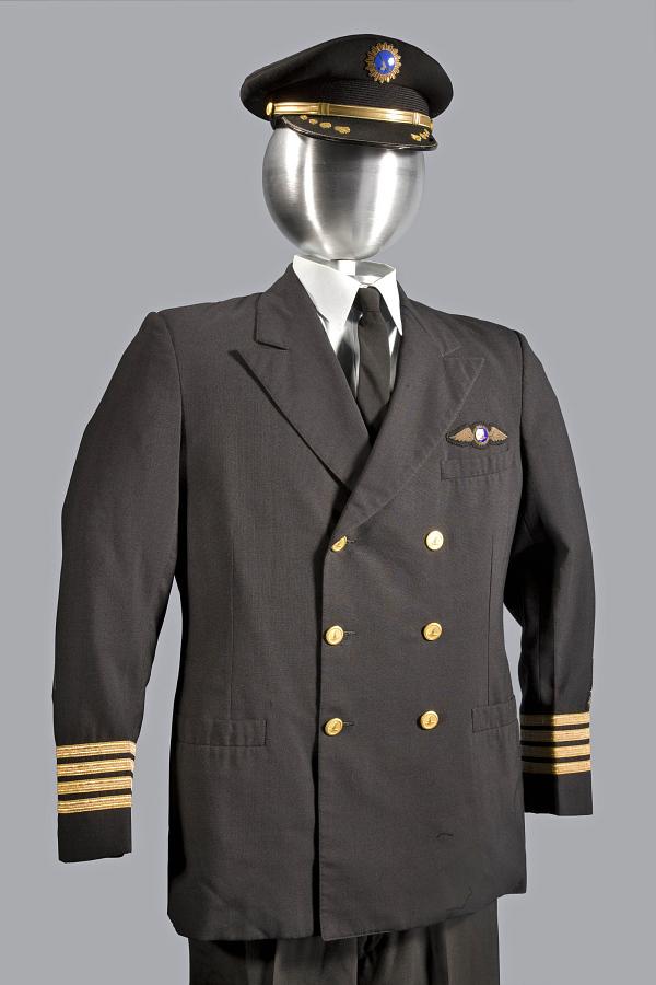 Cap, Service, Captain, Eastern Airlines