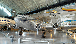 "images for Boeing 307 Stratoliner ""Clipper Flying Cloud""-thumbnail 1"