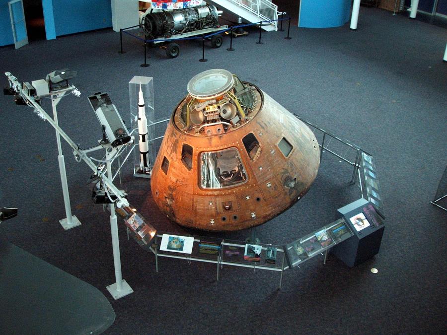 Command Module, Apollo 12