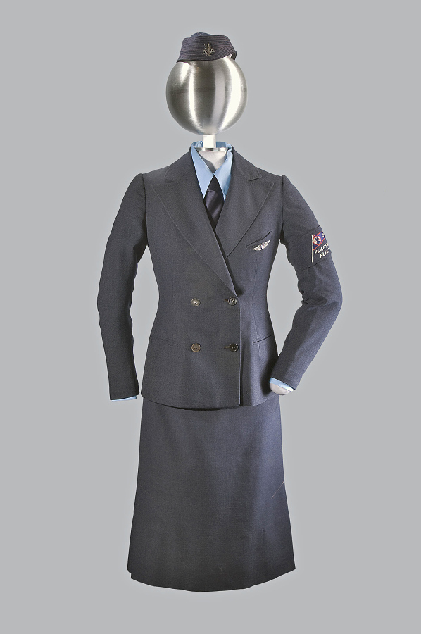 Skirt, Stewardess, American Airlines