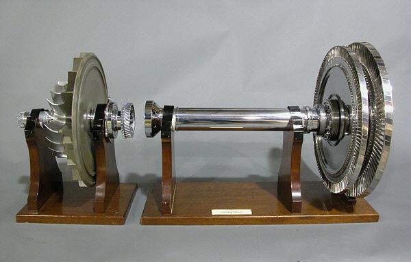 Compressor , Rolls-Royce Dart Turboprop