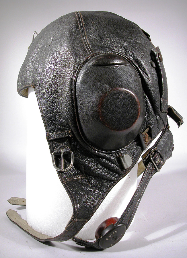 Helmet, Flying, Type LKpW101, Luftwaffe