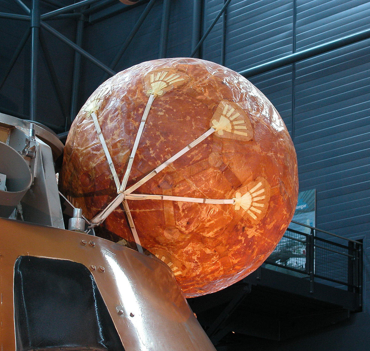 images for Flotation Bag, Apollo 11