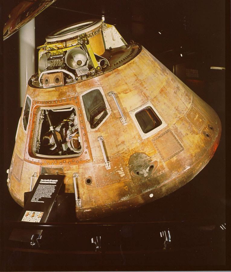 Command Module, Apollo 10