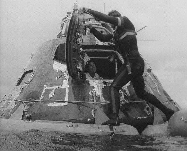 Command Module, Apollo 15