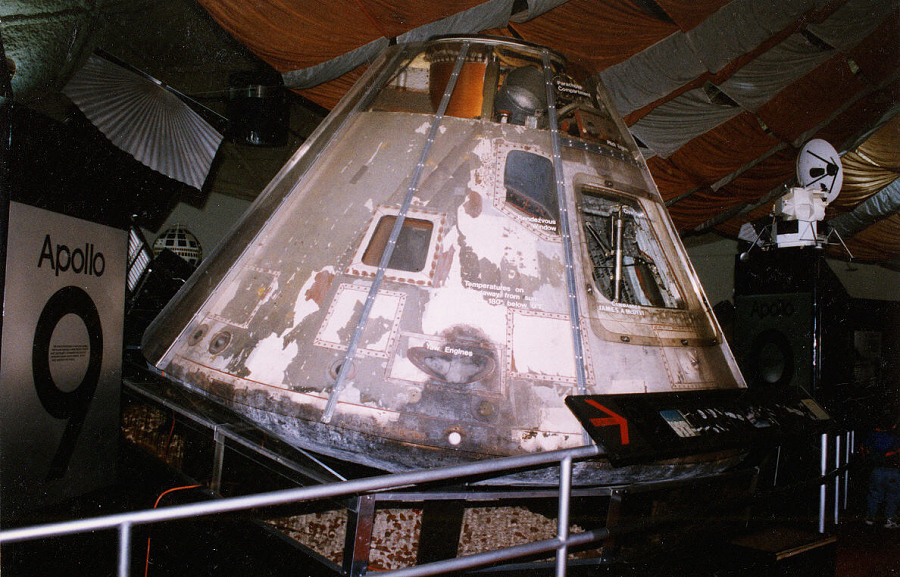 Command Module, Apollo 9