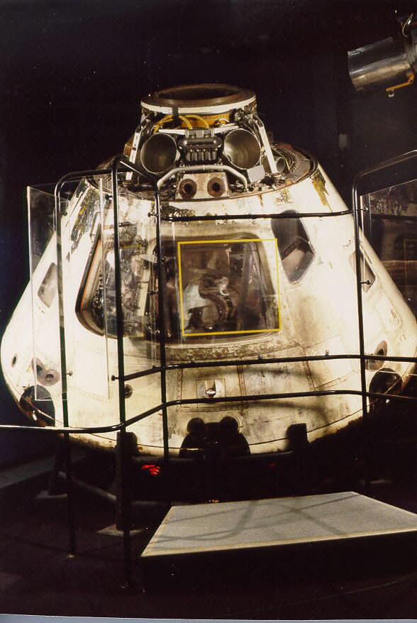 Command Module, Apollo 7