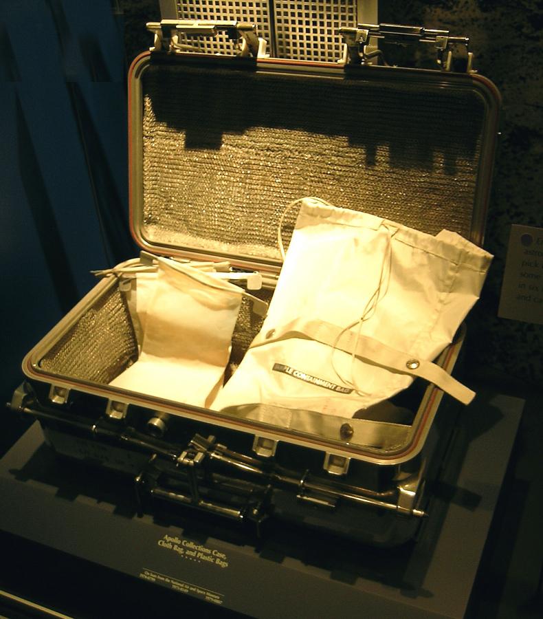 ALSRC, Apollo Lunar Sample Return Container