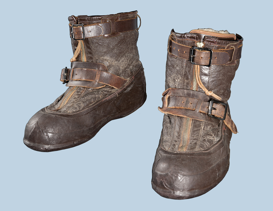 Boots, Flying, Type A-6, United States Army Air Forces