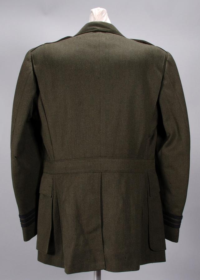 Coat, Service, Aviation, United States Navy