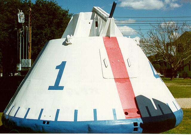 Boilerplate, Command Module, Apollo, #25