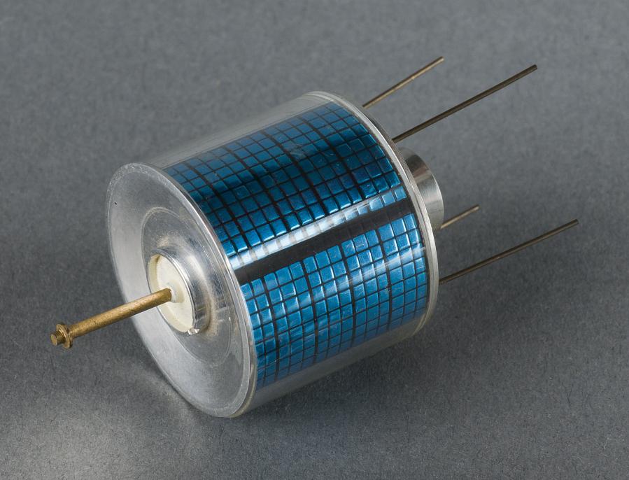Model, Communications Satellite, Intelsat I