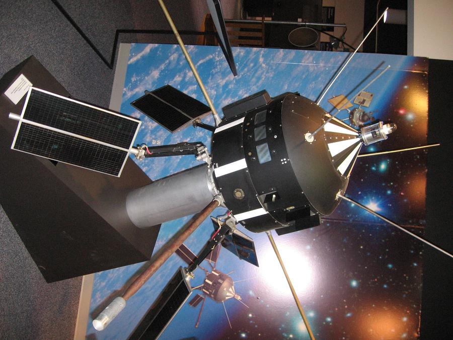 Satellite, Ariel 2