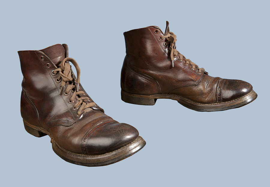 Shoes, Service, United States Army Air Forces