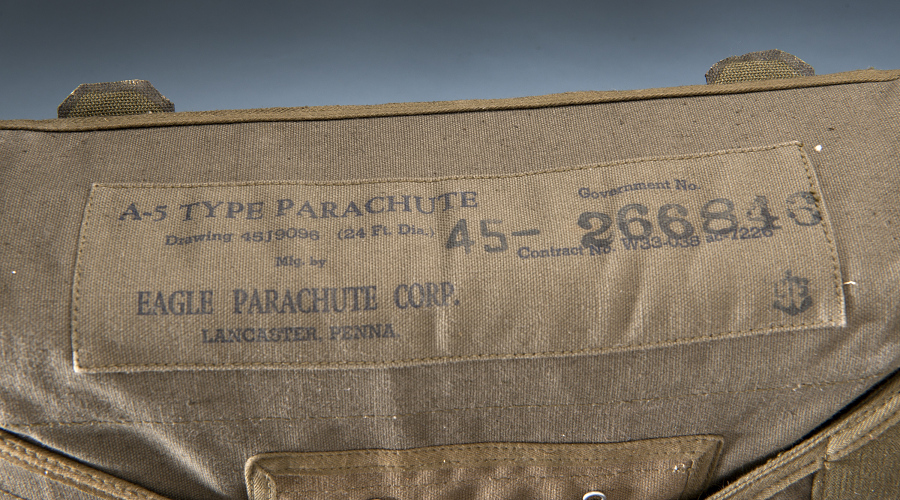 Parachute, Type A-5, United States Army Air Forces