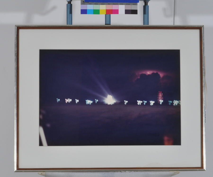Night Launch Apollo 17
