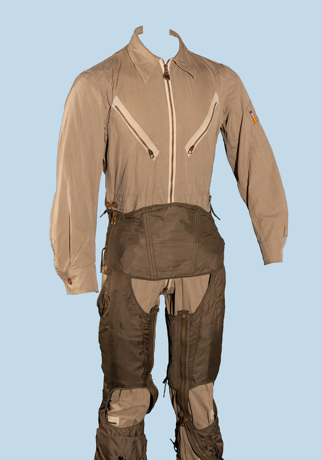 Suit, Flying, Type K-1, United States Army Air Forces