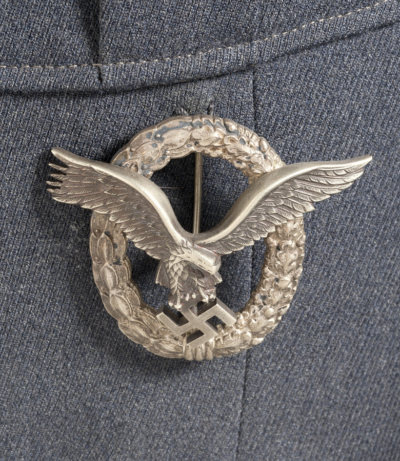 Badge, Pilot, Luftwaffe
